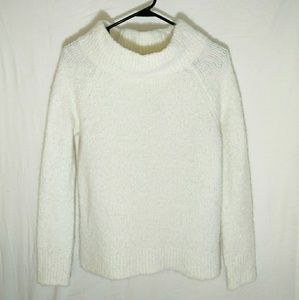 Moth by Anthropologie mock neck sweater size small